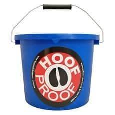 Hoof proof mini calf/multi purpose bucket 2.5 lt